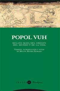 POPOL VUH: portada