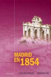 MADRID EN 1854: portada