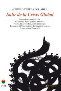 SALIR DE LA CRISIS GLOBAL: portada