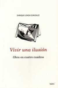 VIVIR UNA ILUSION: portada