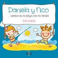 Daniela y Nico: portada