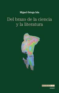 DEL BRAZO DE LA CIENCIA Y LA LITERATURA: portada