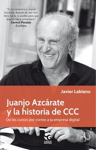Juanjo Azcárate y la historia de CCC.: portada