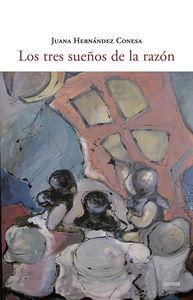 LOS TRES SUEÑOS DE LA RAZÓN: portada