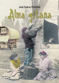 ALMA GITANA: portada