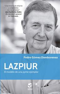 LAZPIUR, El modelo de una pyme ejemplar: portada