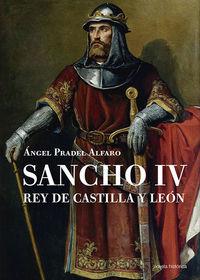 SANCHO IV, rey de Castilla y León: portada