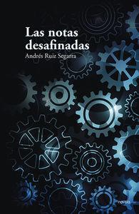 LAS NOTAS DESAFINADAS: portada