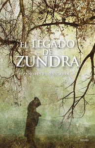 EL LEGADO DE ZUNDRA: portada