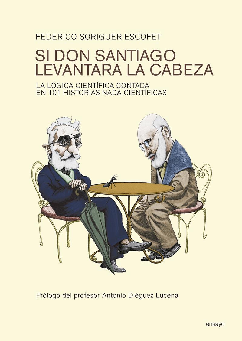SI DON SANTIAGO LEVANTARA LA CABEZA: portada