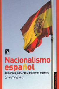 NACIONALISMO ESPAñOL 2ªED: portada