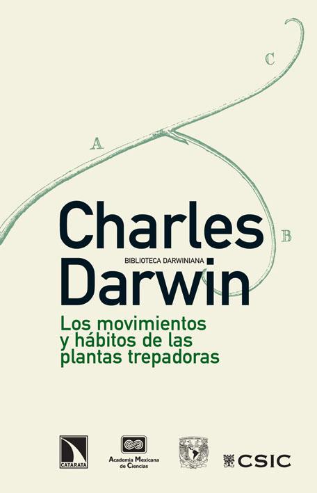 MOVIMIENTOS Y HABITOS PLANTAS TREPADORAS: portada