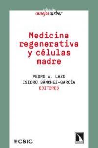 MEDICINA REGENARATIVA Y CELULAS MADRE: portada