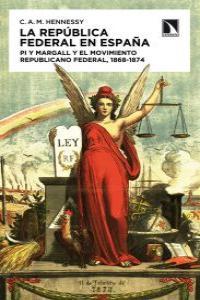 REPUBLICA FEDERAL EN ESPAÑA,LA: portada