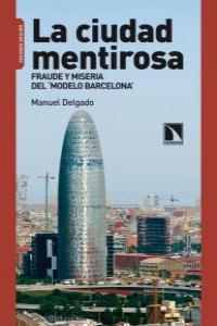 CIUDAD MENTIROSA,LA: portada