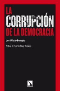 CORRUPCION DE LA DEMOCRACIA,LA: portada