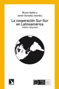 COOPERACION SUR-SUR EN LATINOAMERICA,LA: portada