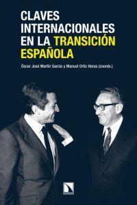 CLAVES INTERNACIONALES EN LA TRANSICION ESPAÑOLA: portada