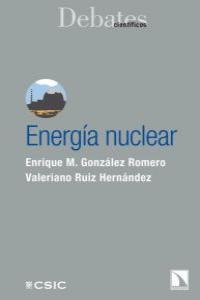 ENERGIA NUCLEAR: portada