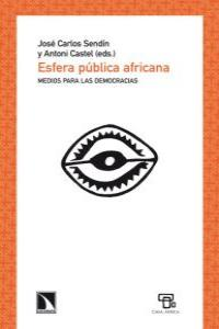 ESFERA PUBLICA AFRICANA: portada