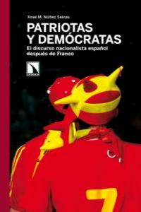 PATRIOTAS Y DEMOCRATAS: portada