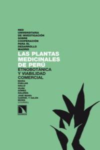 PLANTAS MEDICINALES DE PERU,LAS: portada