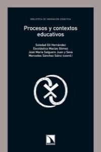 PROCESOS Y CONTEXTOS EDUCATIVOS: portada