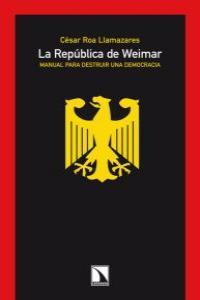 REPUBLICA DE WEIMAR,LA: portada