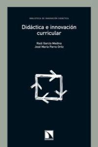 DIDACTICA E INNOVACION CURRICULAR: portada