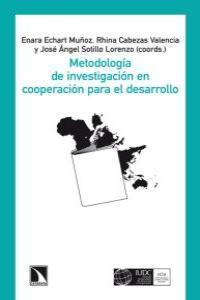 MET.DE INVESTIGACION EN COOPERACION PARA EL DESARROLLO: portada