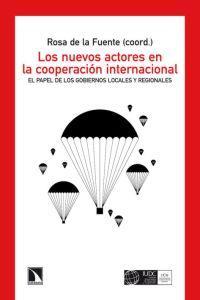 NUEVOS ACTORES EN LA COOPERACION INTERNACIONAL,LOS: portada