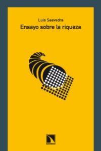 ENSAYO SOBRE LA RIQUEZA: portada