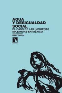 AGUA Y DESIGUALDAD SOCIAL: portada