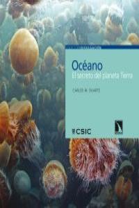 OCEANO EL SECRETO DEL PLANETA TIERRA: portada
