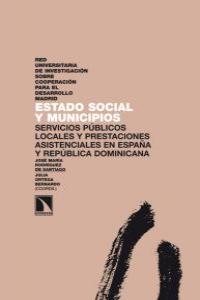 ESTADO SOCIAL Y MUNICIPIOS: portada