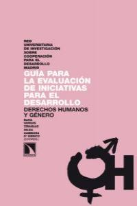 GUIA PARA LA EVALUACION DE INICIATIVAS PARA EL DESARROLLO: portada