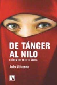DE TANGER AL NILO: portada