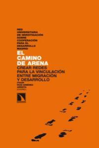CAMINO DE ARENA,EL: portada