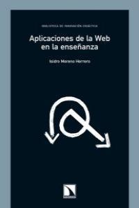 APLICACIONES DE LA WEB EN LA ENSEÑANZA: portada