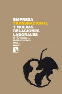 Empresa transnacional y nuevas relaciones laborales: portada