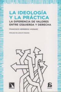 La ideología y la práctica: portada