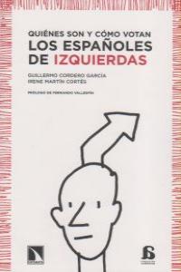 Quiénes son y cómo votan los españoles de izquierdas: portada