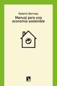Manual para una economía sostenible: portada
