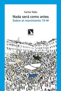 NADA SERÁ COMO ANTES: portada