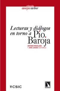 Lecturas y diálogos en torno a Pío Baroja: portada