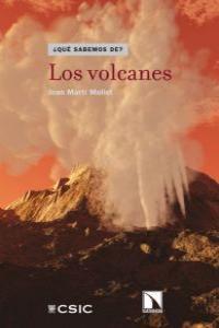 LOS VOLCANES: portada