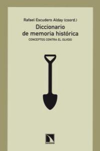 DICCIONARIO DE MEMORIA HISTORICA: portada