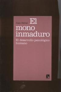 MONO INMADURO,EL: portada