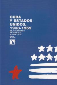 CUBA Y ESTADOS UNIDOS 1933-1959: portada
