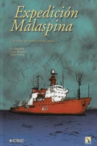 Expedición Malaspina: portada